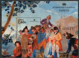 Spanje, michel blok 174, xx