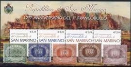 San Marino , michel blok 30 , xx