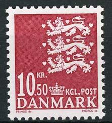 Denemarken, michel 1516, xx