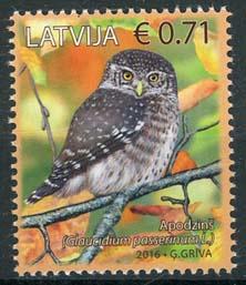Letland, 16/07, xx