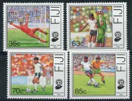 Fiji, michel 606/09, xx