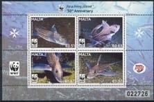 Malta , michel blok 49 , xx