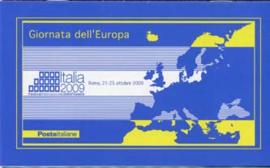 Italie, michel mh 3348/52, o
