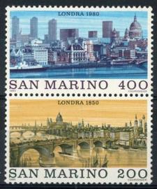 S.Marino, michel 1210/11, xx