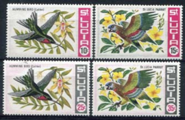 St.Lucia, michel 233/36, xx