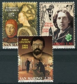 San Marino , michel 2169/71 , xx