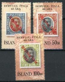 IJsland, michel 788/90, xx
