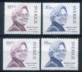 Zweden, michel 2382/83 , xx