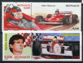 Monaco, michel 3173/76, xx