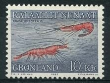 Groenland , michel 133 , xx