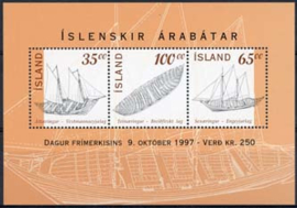 IJsland, michel blok 20, xx