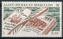 St.Pierre, michel 538, xx