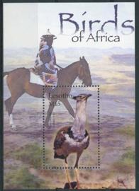 Lesotho, michel blok 193, xx