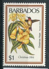 Barbados, michel 616, xx