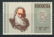 Rhodesie, michel 118, xx