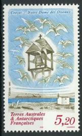 Antarctica Fr., michel 362, xx