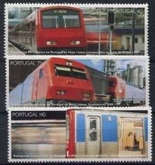 Portugal, michel 2046/48, xx
