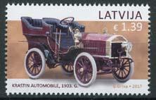Letland, 17/08, xx