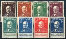 Portugal, michel 622/29, x