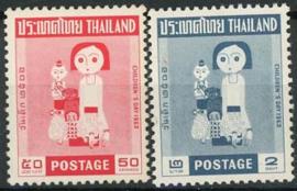Thailand, michel 428/29, xx
