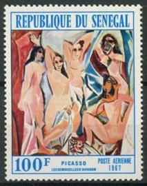 Senegal, michel 360, xx