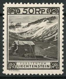 Liechtenstein, michel 102, xx