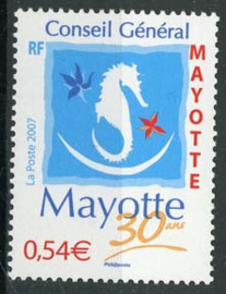 Mayotte, michel 198, xx