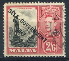 Malta, michel 211, o