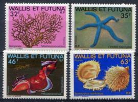 Wallis & F., michel 430/33, xx