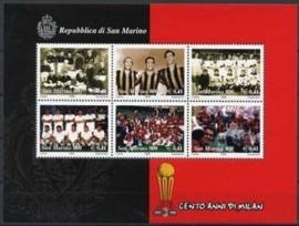 San Marino , michel blok 25 , xx