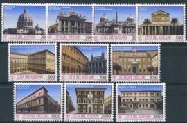 Vatikaan, michel 1080/89, xx