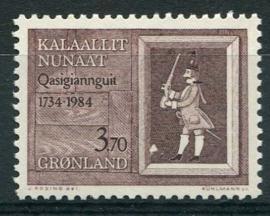 Groenland, michel 152, xx