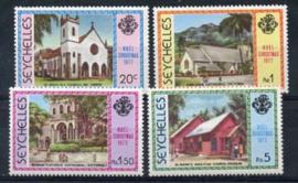 Seychelles, michel 410/13, xx