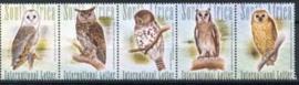 Z.Afrika, michel 1740/44, xx