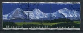 Zwitserland, michel 1966/68, o