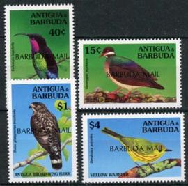 Barbuda, michel 1790/93, xx