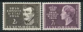 Luxemburg, michel 559/60, xx