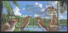 Nauru, michel blok 38, xx
