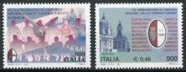 Italie, michel 2634/35, xx