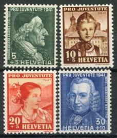 Zwitserland, michel 399/02, xx
