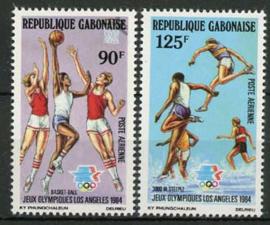 Gabon, michel 904/05, xx
