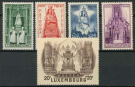 Luxemburg, michel 382/86, xx
