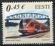 Estland, michel 743, xx