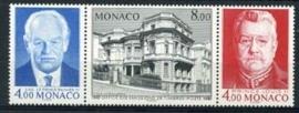 Monaco , michel 1791/93 , xx