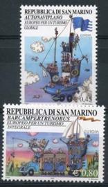 San Marino , michel 2148/49 , xx
