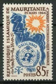 Mauretanie, michel 229, xx