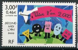 Frankrijk, michel 3402, xx