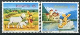 Zwitserland, michel 1923/24, xx
