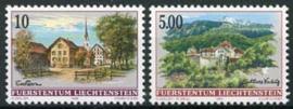 Liechtenstein, michel 1126/27, xx