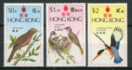 Hong Kong, michel 313/15, xx